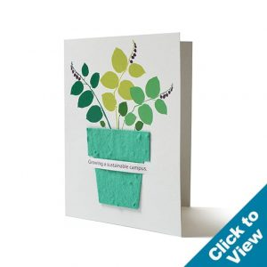 Seed Paper Shape Card - PN1