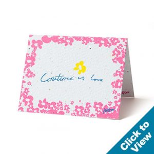 Seed Paper Card - PSC