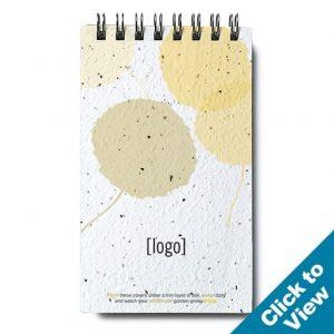 Seed Paper Jotter - SPJT