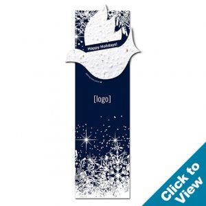 Seed Paper Shape Bookmark - PB1 - HEW Series