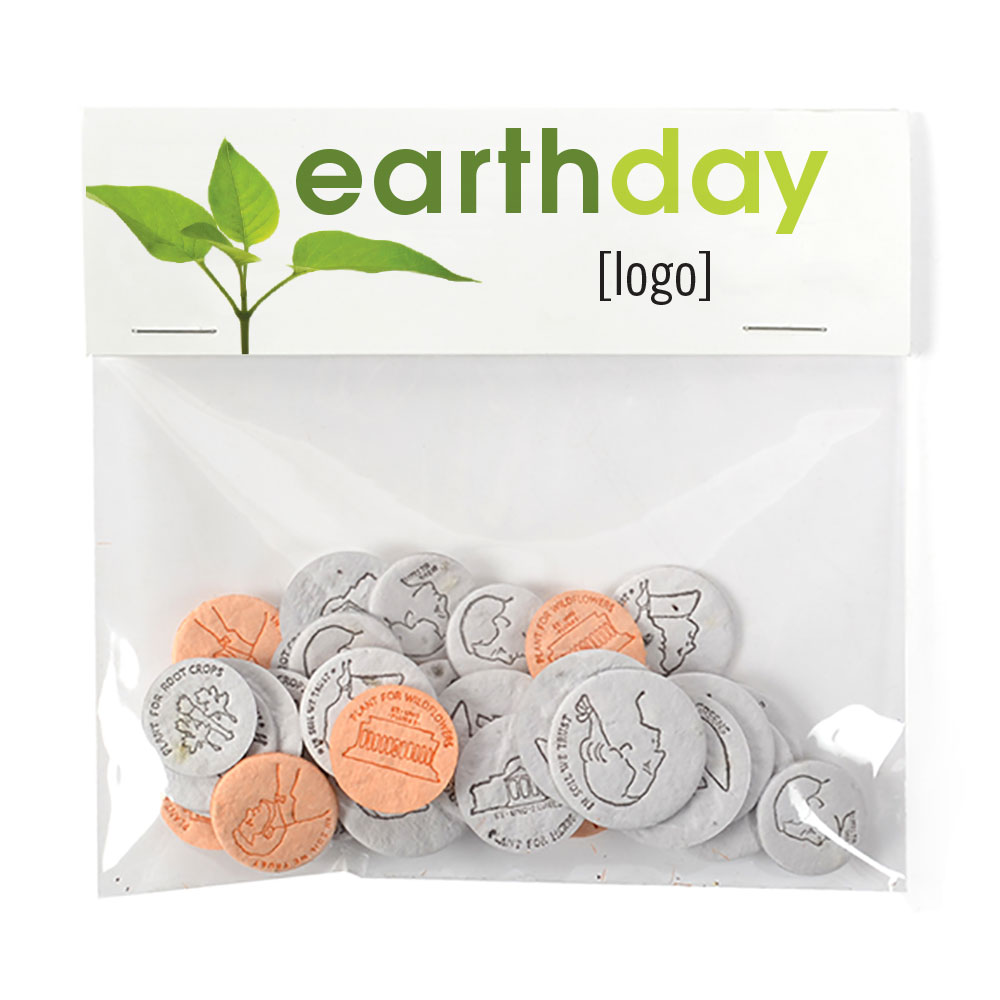 Seed Paper Coins