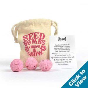 Seed Bomb Bag - SBB-3 - BCA