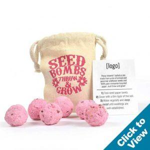 Seed Bomb Bag - SBB-6 - BCA