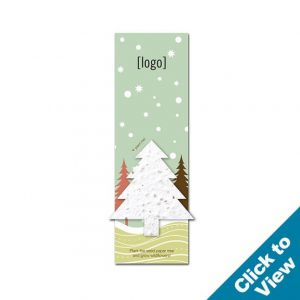 Small Seed Paper Shape Bookmark - PB1-Small-HEW Series