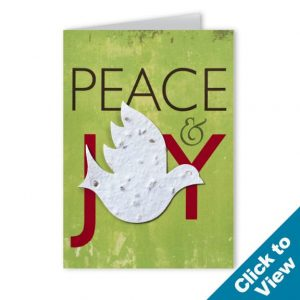 Seed Paper Shape Card - PN1 - HEW - Series