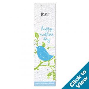 Seed Paper Bookmark - PB4-MDEW