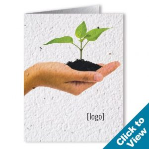 Seed Paper Card - PSC - EW