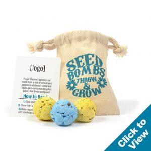 Seed Bomb Bag - SBB-3 - EW