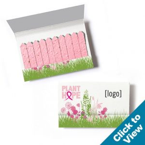 Seed Paper Matchbook - SPMBS - BCA