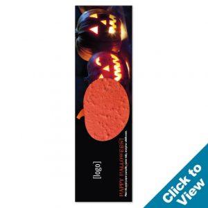 Halloween Seed Paper Shape Bookmark-PB1-HLWN