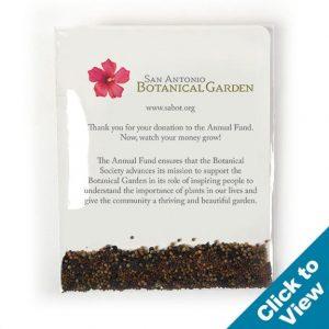 Wildflower Seed Packet - SPAC-5