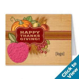 Seed Paper Shape Card - PN1 - TKG