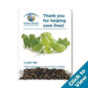 Herb Seed Packet - SPAC-8