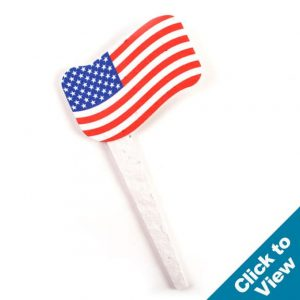 Seed Paper Flag Grow Stake - GGSF-2