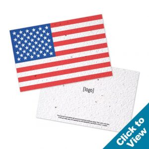 Seed Paper Postcard, Medium - PSP-Medium-US