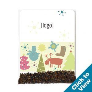Holiday Wildflower Seed Packet - SPAC-5-HEW - Series