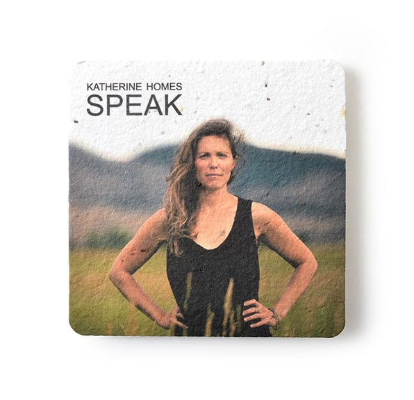 Katherine Homes SPEAK Album Release