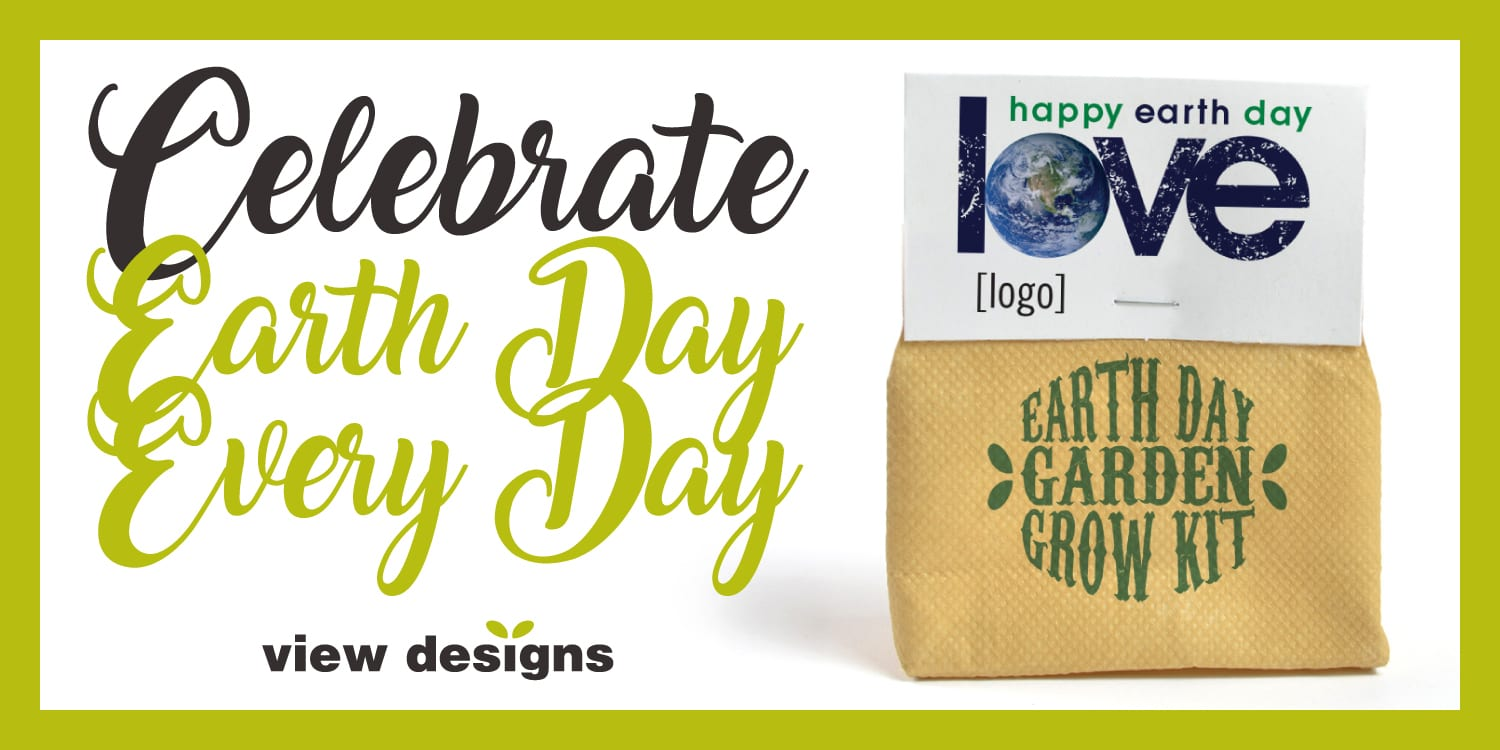 Bloomin Plantable Seed Paper Promotions